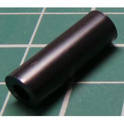 Distanční sloupek plastový 3,6/7mm, v20mm