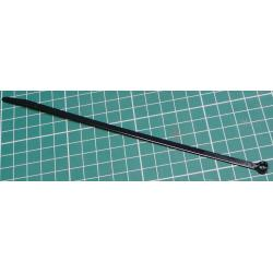 Cable Tie, 2.5x200mm, Black
