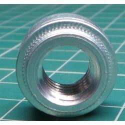 Self Clinching Nut, M10 x 17mm