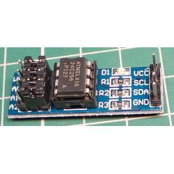 I2C 256K AT24C256 Serial EEPROM Module