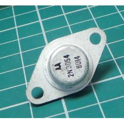 2N3054, NPN Transistor, 60V, 4A, 25W