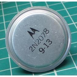 2N2078, PNP Germanium Transistor, 40V, 15A, 170W