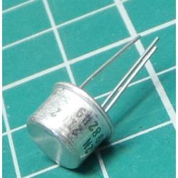 2N2102, NPN transistor, 120V, 1A, 1W
