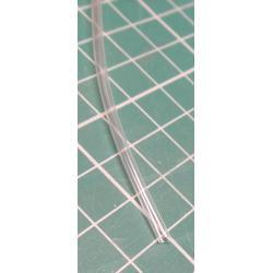 Shrink tubing 1.5 / 0.75 mm transparent