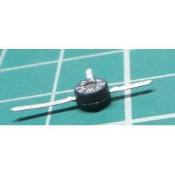 BFW92, NPN Transistor, 25V, 0.025A, 0.13W