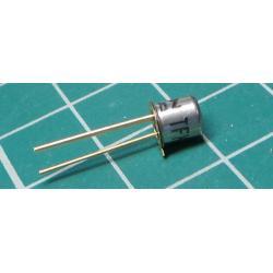 BFX65, PNP Transistor, 45V, 0.05A, 0.36W