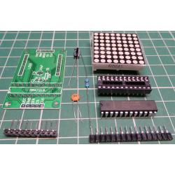 Dot matrix module kit, MAX7219