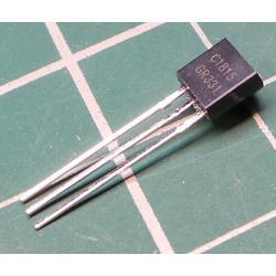 C1815, NPN, Transistor, 60V, 0.15A, 0.2W (2SC1815)
