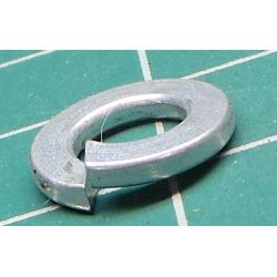 Split Washer, M6, 11mm Diameter