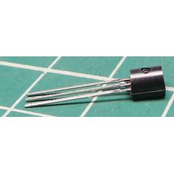 2N2907, PNP Transistor, 60V, 0.6A, 0.4W