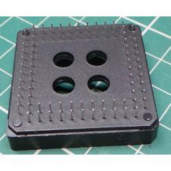 84 Pin PLCC Socket