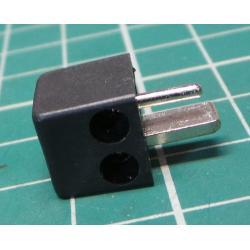 Reprokonektor-cable fastening screws