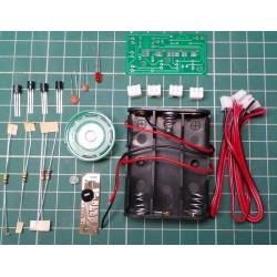 Burglar Alarm Suite DIY Parts And Components DIY Kits New