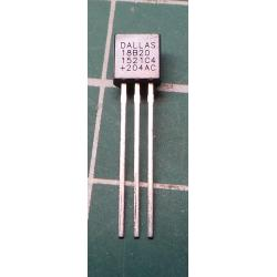 DS18B20 Temperature sensor IC