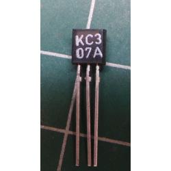 KC307A P UNI 45V / 0.1A 0.3W (ß120-220)