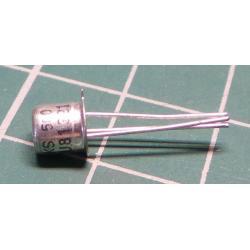 KS500 transistor NPN 25V / 200 mA, 200MHz