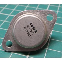 7815 stabilizer + 15V / 1A HC3 TESLA / MA7815 /
