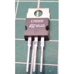 7906 stab. 6V / 1.5A TO220