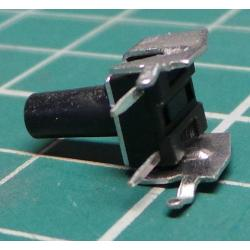 Microswitch, 6x6mm, Right Angled, Height 10.85mm
