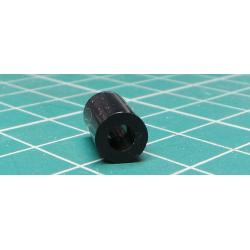 Plastic Standoff / Spacer, F-F, 3.6mm bore, 12mm board height