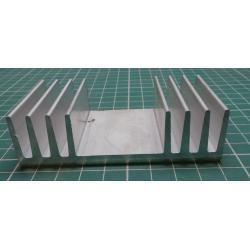 Chladič Al ZH1910 90x25x40mm