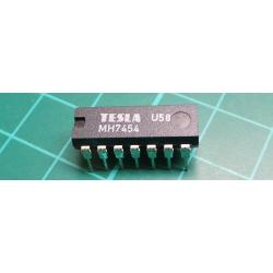 7454 MH DIL14 IC