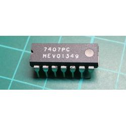 7407 DIL14 IC