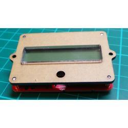 * Needs New Photo - Other side Battery meter, 3V-48V