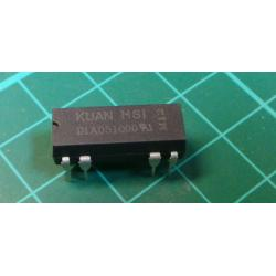 Reed Relay, COSMO D1A 051 000, 5V, 1A