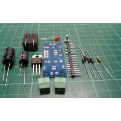 L7812 Step Down 99 UK 14.5V-35V To 12V Power Supply Module DIY Kit
