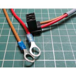 5.5m Battery Cable, With Fuse Holder, With Unit-Side Connector