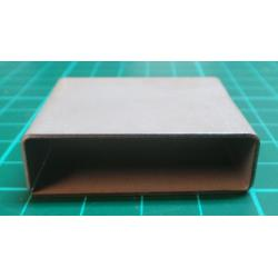Box Section, 40 x 33 x 10mm