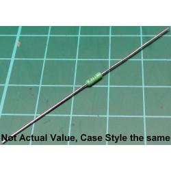 Resistor, 2K7, 5%, 0.25W, green