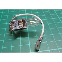 Halogen bulb H3 12V / 55W, socket PK22s