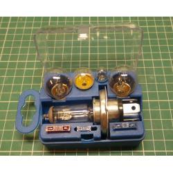 Car Bulb Set, 12V, H4