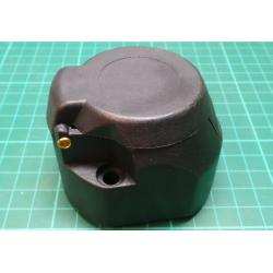 Trailer connector, For Car, 13 Pin, Plastic