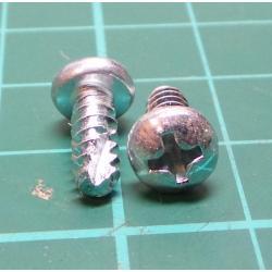 *screw-need size