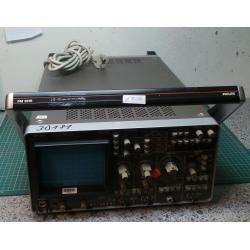 Oscilloscope, Philips, PM3315, dead, no power, 125MHz