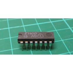 E140D 2x 4 Entry. NAND DIL14 / 7440, MH8440 /