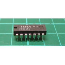 7460 2 4 Entry. expander, DIL14 / MH7460, MH5460, MH5460S, MH7460S /