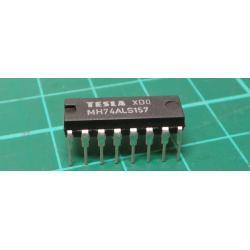 74ALS157 4x 2Access. multiplexer, DIL16