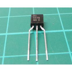 Transistor: NPN, bipolar, 45V, 100 mA, 500mW, TO92