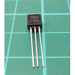 Transistor: NPN, bipolar, 40V, 1.5A, 1W, TO92