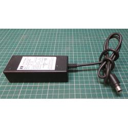 USED PSU, 12V+5V, 2A+2A, IEC Input, Mini Din Output Connector