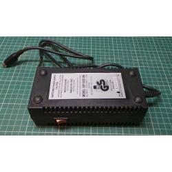 USED PSU, 24V, 2.1A, IEC Input, Mini Din Output Connector