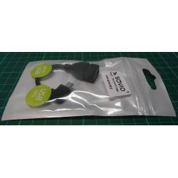USB to micro angular / A USB 2.0 OTG CL-61