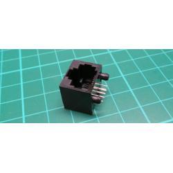 RJ45 Socket, PCB Mount