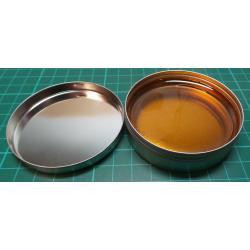 Kalafuna čistá 40g na pájení, kovová miska