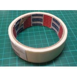 Masking Tape, 25mm x 10m