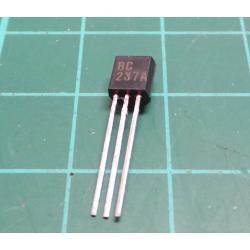 BC237A - N UNI 45V/0,1A (ß120-220) TO92